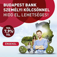 Budapest Bank banner